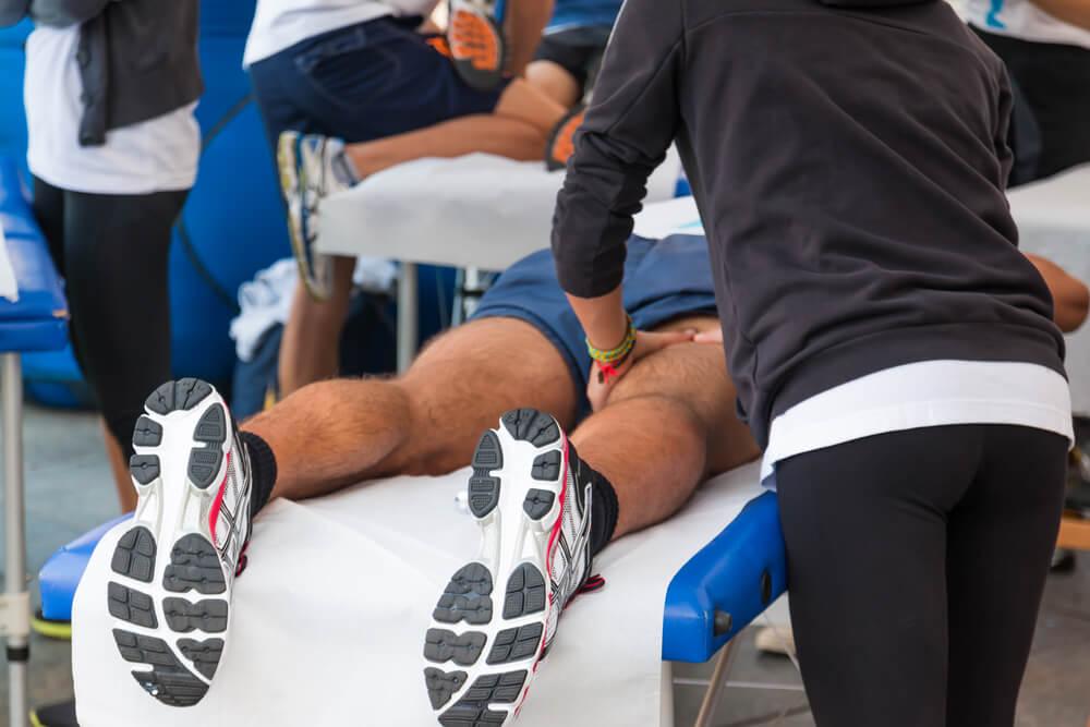 Diploma di Operatore in Massaggio Sportivo